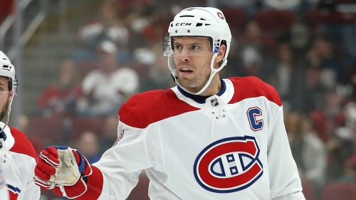 Canadiens' Shea Weber out 4-6 weeks with left ankle sprain