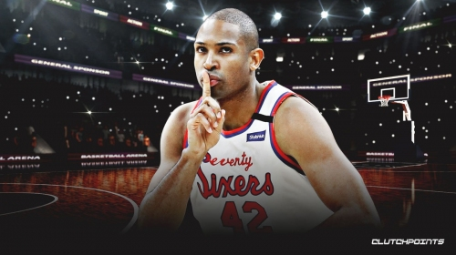 Al Horford as the Sixers' 6th man should be here to stay
