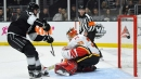 Toffoli, Wagner score in second period as Kings beat Flames