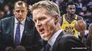 Warriors' Steve Kerr admits Tom Thibodeau gave insight to coaching Andrew Wiggins