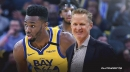 Steve Kerr admits Golden State will 'experiment' with Andrew Wiggins
