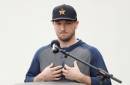 Astros stars Alex Bregman, Jose Altuve apologize for sign-stealing scandal: 'Sorry about the choices made'