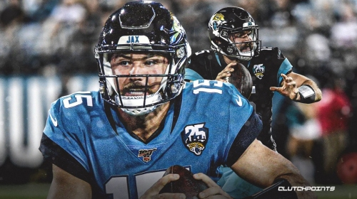 Jaguars QB Gardner Minshew led the NFL in one intriguing statistic in 2019