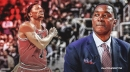 Isiah Thomas claims Derrick Rose lived out every Chicago kid's dream by playing for Bulls