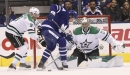 Maple Leafs wake up too late against Stars after the MNM line's messy breakup
