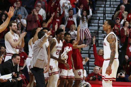 Thursday Big Ten Recap: Indiana Beats Iowa