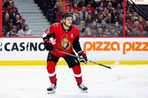 Ottawa Senators Mark Borowiecki Out with Injury