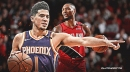 Suns' Devin Booker shows appreciation for Damian Lillard after replacing him in All-Star Game