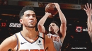 Suns' Devin Booker reacts to making All-Star Game, 3-Point Contest