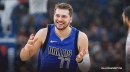 Mavs' Luka Doncic has confused response to reporter's Valentines question
