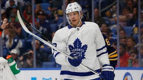 Maple Leafs' Jason Spezza finds Ottawa's low attendance 'upsetting'