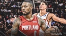 Damian Lillard says he convinced Devin Booker to play in the All-Star Game
