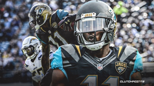 Jacksonville Jaguars could release WR Marqise Lee this offseason