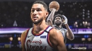 Ben Simmons claims he loves playing with Joel Embiid