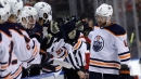 Larsson scores first goal in almost a year as Oilers beat Panthers