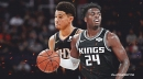 Buddy Hield defeats Devin Booker in 3-point contest on final shot