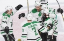 Stars rally for OT win over Canadiens