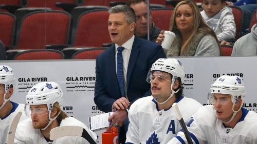 For Keefe, Leafs' win over Senators doubles as a thank you to supporters