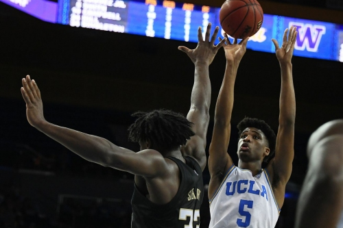 UCLA Bruins Come From Behind to Beat Washington Huskies, 67-57