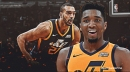 Why Donovan Mitchell wants Team LeBron try to dunk on Jazz C Rudy Gobert