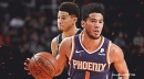 Suns star Devin Booker speaks out on being a replacement All-Star