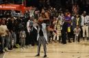 Must C's: Aaron Gordon leaps Celtics big man Tacko Fall in NBA Slam Dunk Competition decider