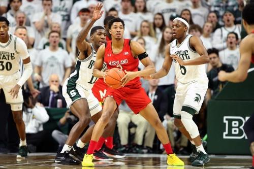 Saturday Big Ten Recap: Maryland Scores Huge Win