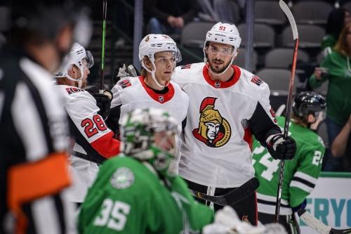 Game 59 Hub: Dallas Stars @ Ottawa Senators