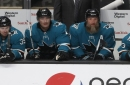 Could Joe Thornton and Patrick Marleau be playing at home as Sharks one final time Monday?