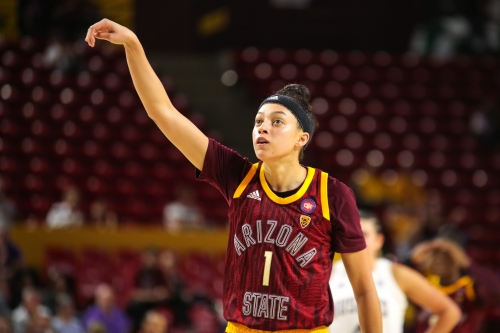 Reili Richardson becomes ASU women's basketball career assists leader as Sun Devils down Huskies