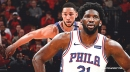Sixers' Joel Embiid reveals how he plans to guard Ben Simmons in All-Star Game