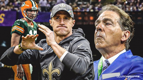 Nick Saban sees traits of Drew Brees, Aaron Rodgers in Tua Tagovailoa