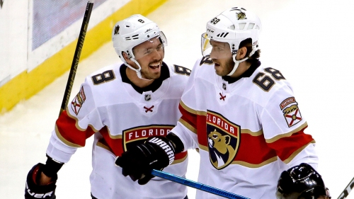 Senators claim forward Jayce Hawryluk off waivers from Panthers