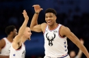 Warriors' Stephen Curry and Bucks' Giannis Antetokounmpo banter fuels speculation