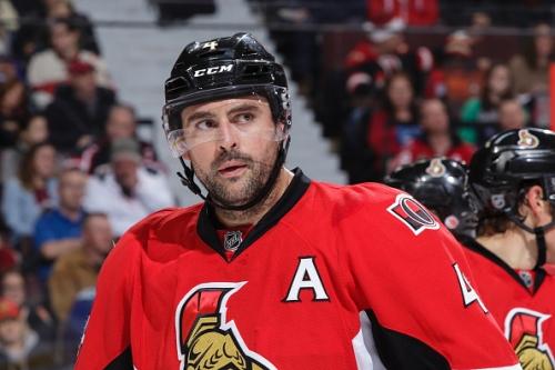 Looking Back at the Career of Ottawa Senators Chris Phillips
