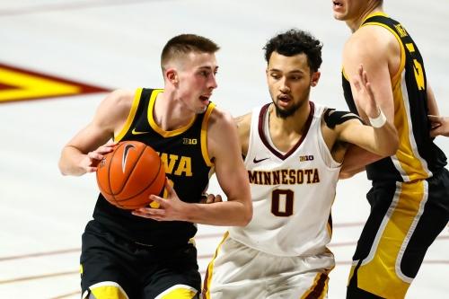 Sunday Big Ten Recap: Iowa Scores Dramatic Win