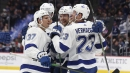 Lightning top Avalanche in OT for franchise-best 11th straight win