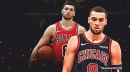 Bulls star Zach LaVine focusing on playoff push after disappointing All-Star weekend