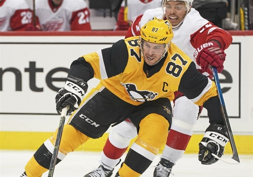 The Penguins got Sidney Crosby a left winger. Now who'll play on his right?