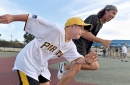 Pirates personnel hold fantasy camp for Florida youths with special needs
