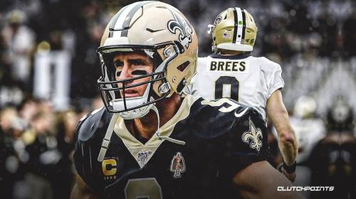 Saints' Drew Brees announces he will return for 2020
