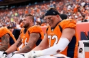 Broncos 2019 offensive tackle pass blocking review