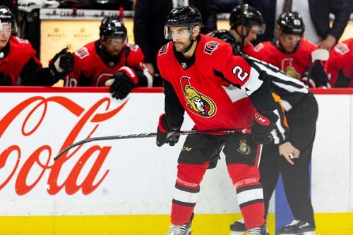 Ottawa Senators Trade Dylan DeMelo to the Winnipeg Jets