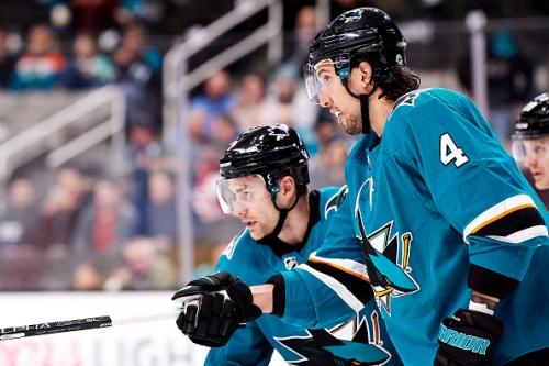 San Jose Sharks Trade Brenden Dillon to the Washington Capitals