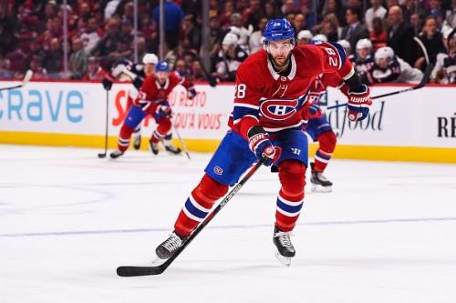 Montreal Canadiens Trade Marco Scandella