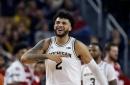 Michigan basketball's Isaiah Livers hoping to play at Rutgers