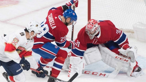 Canadiens trade Marco Scandella to Blues for second-round pick