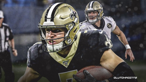 Report: Saints likely to place a first or second-round tender on Taysom Hill