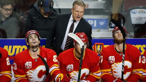 Flames' Ward drawing on experience with champion Bruins to guide new team