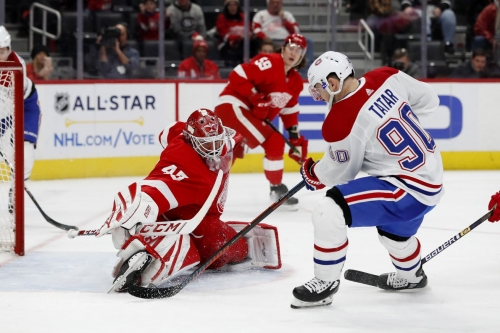 Habs @ Red Wings: Game thread